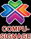 Compu Signage Logo