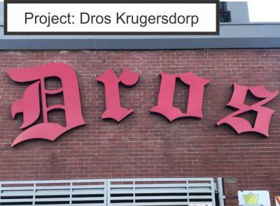 Dros Krugersdorp